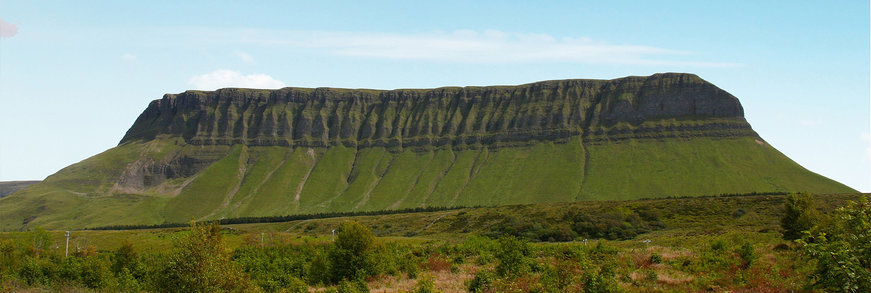 Ben Bulben Mountain, Co. Sligo, Ireland
