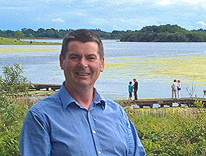 Liam McCauley, Owner Manager Irish Guided Tours